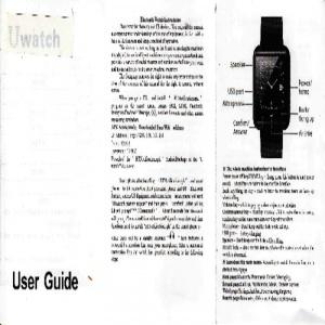 Bedienungsanleitung Vktech U8 Bluetooth SmartWatch